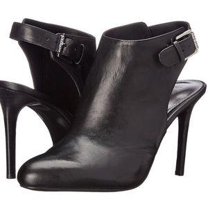 Ralph Lauren Leather Booties/Heels